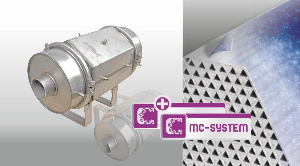 MC catalytic coating
