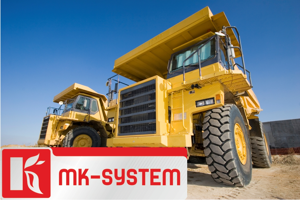 MK with active regeneration for off-road applications