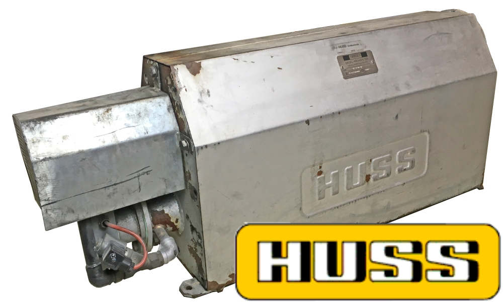 HUSS CF DPF built in 1993